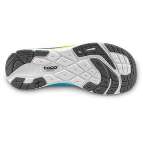 Topo Athletic Fli-Lyte 3 Zapatillas Running Mujer, azul/amarillo